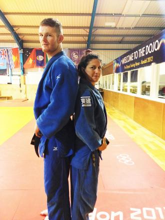 Kendal Judo Club: Horley and Cox
