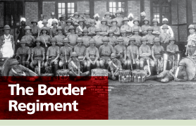 The Westmorland Gazette: Border Regiments