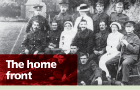 The Westmorland Gazette: The Home Front