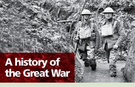 The Westmorland Gazette: History of the Great War