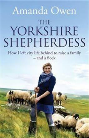 BOOK REVIEW: The Yorkshire Shepherdess
