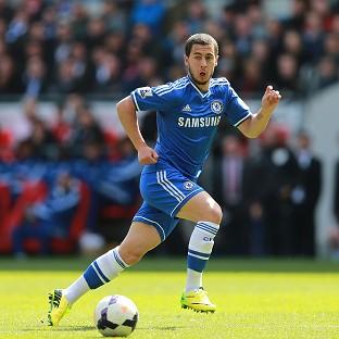 Eden Hazard insists he will be a Chelsea player next season