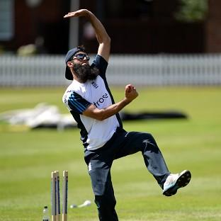 Moeen Ali provides England with a spin-bowling option