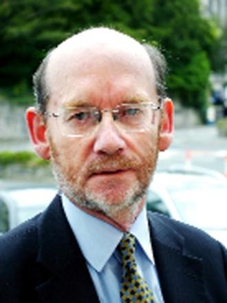 Coroner Ian Smith (pictured) recorded a verdict of accidental death