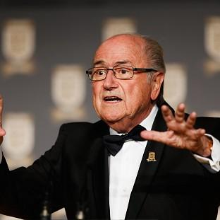 FIFA president Sepp Blatter wants technology to play an increased role in football