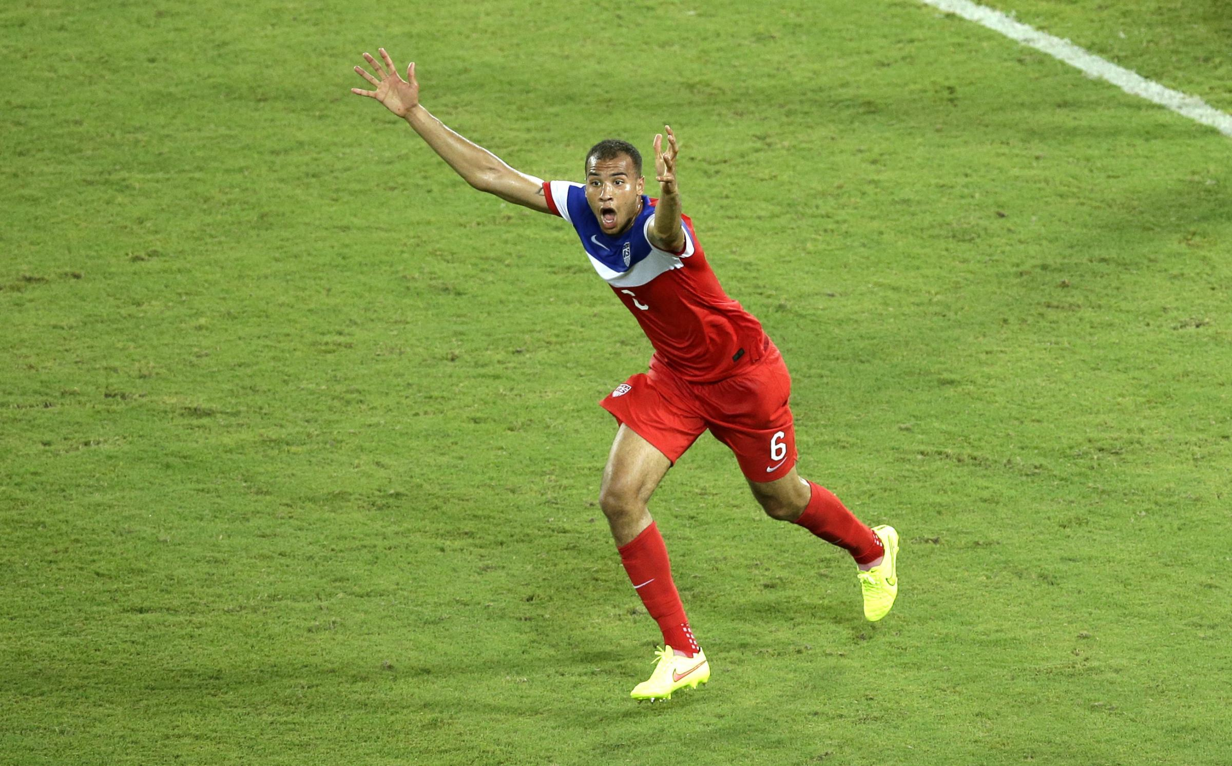 USA leave it late to beat Ghana