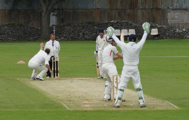Lancashire Colt depart Shap Road with winning draw despite five-wicket haul from Kendal off-spinner Chris Miller