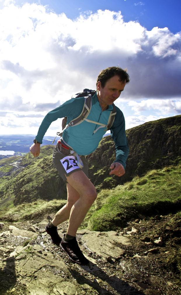 The Westmorland Gazette: Lake District athlete to run all the Wainwright fells in a week to break Joss Naylor's record