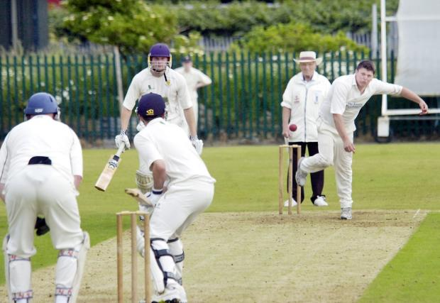Warton's Alex Thistlethwaite scores maiden career century as Windermere battled for draw at Hyning Park