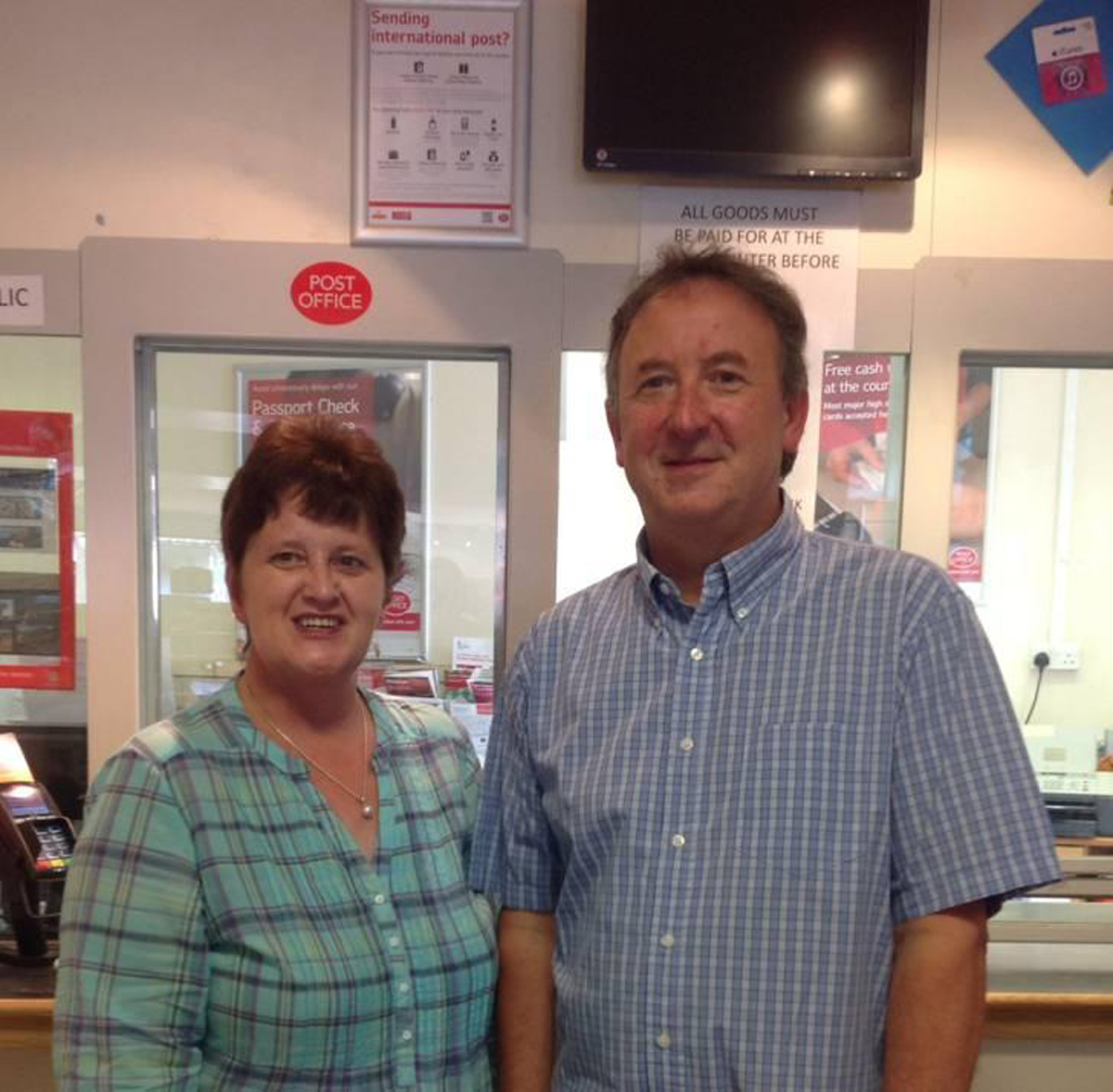 Ambleside Post Office in line for coveted national award