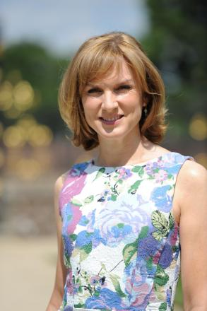 Fiona Bruce of Antiques Road Show