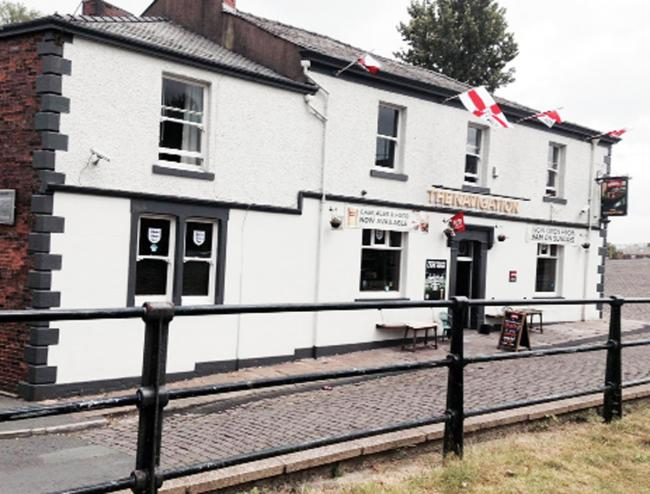 PUB OF THE WEEK: Navigation, Blackburn
