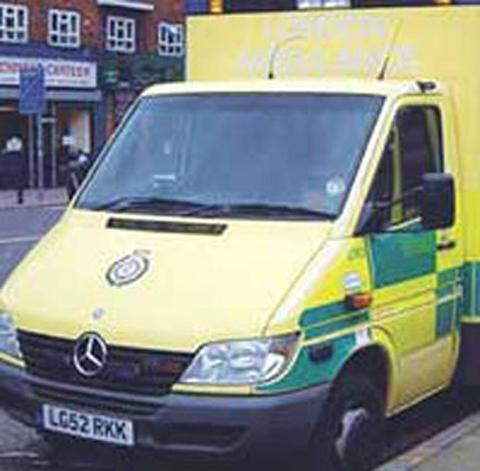 Ambulance service is spared cuts of £2.2m