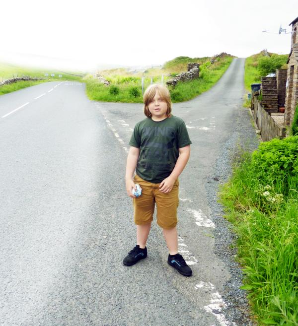 Ten-year-old boy goes to court to see tragedy crash driver sentenced