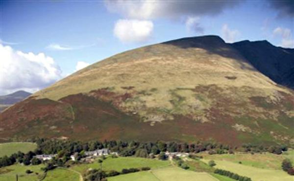 Elderly man rescued from Blencathra after he 'ran out of legs'