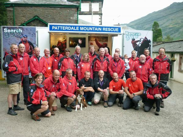 Lake District mountain rescue team celebrates 50th anniversary