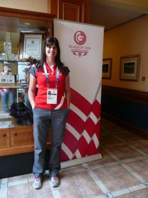 'It was a surreal experience' - Volunteer physiotherapist looks back on Commonwealth Games
