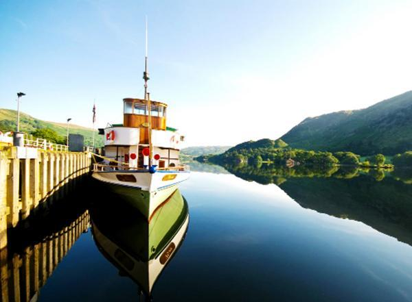 A new jetty for Ullswater Steamers at Aira Point will be the first for 50 years