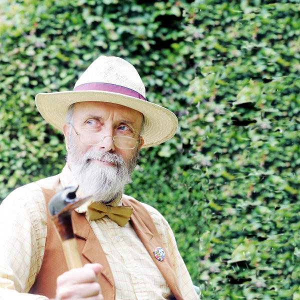 Storyteller Taffy Thomas in demand across the nation