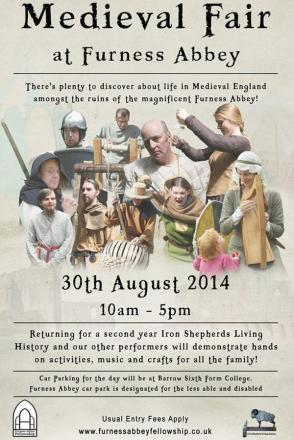 Furness Abbey Medieval Fair