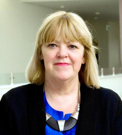 Anne Attwood, principal of Furness College