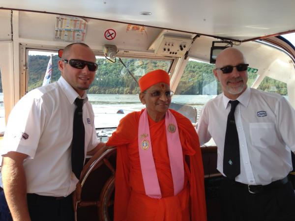 Bowness welcomes 'spectacular' Hindu procession