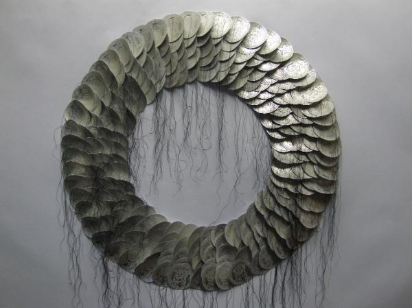 Wreath of coins