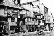 The Lion in Kendal, which was Troughton's Lodging House in 1878