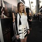 The Westmorland Gazette: Leighton Meester at the premiere of The Judge in Los Angeles