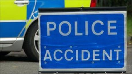 Man, 90, seriously injured after car collides with tree