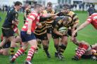 RUGBY - KENDAL V VALE OF LUNE. (11949837)