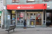 Santander at Kendal where the victim went to transfer the money