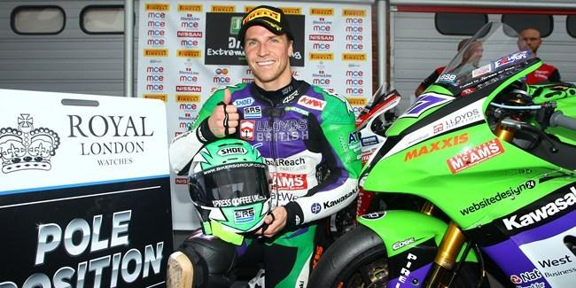 Ellison has eyes on Superbike title tilt