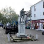 The Westmorland Gazette: CENTRE OF TOWN: Market Place at Kendal