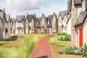 105 new homes planned for fields off Kendal Parks Road
