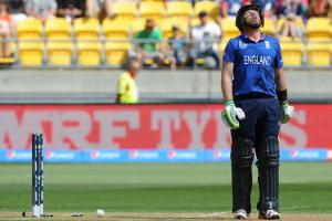 England captain Eoin Morgan refusing to think about early World Cup exit