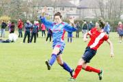 DOUBLE: Former Blackburn Rovers striker Katie Anderton scored twice for Penrith