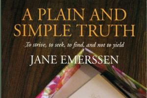 BOK REVIEW: A Plain and Simple Truth by Jane Emerssen, £9.99