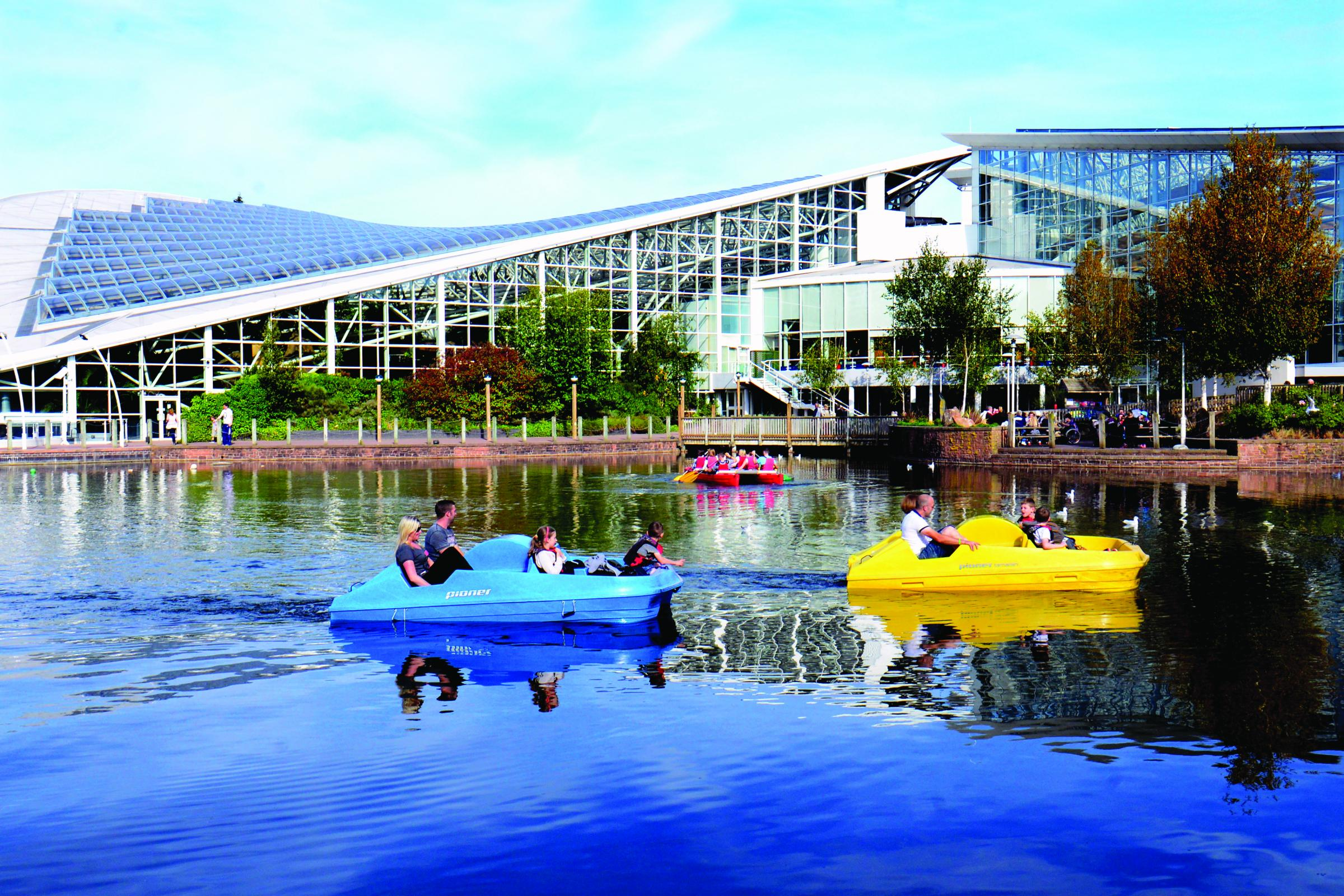 Center Parcs At Whinfell Forest Has A New Owner The Westmorland