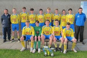 Another remarkable season for Kendal United u15s