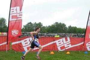 Solid performance sees Lauren to success in triathlon championships