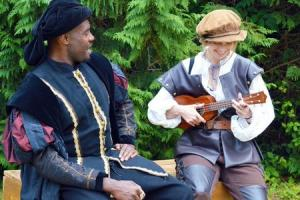 Castle plays host to Bard's best-loved comedies