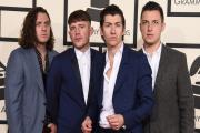 Arctic Monkeys voted best live act at O2 Silver Clef Awards