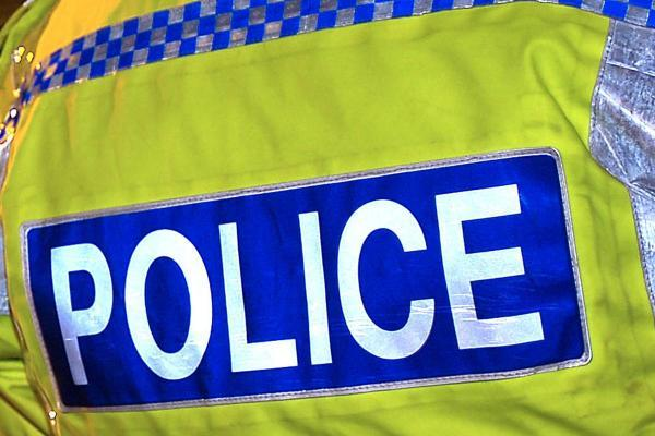 Road partially blocked after incident