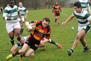 Kirkby Lonsdale go top after mauling Penrith in North One West rugby clash
