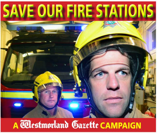 GAZETTE OPINION: Time to make a stand against fire station cuts
