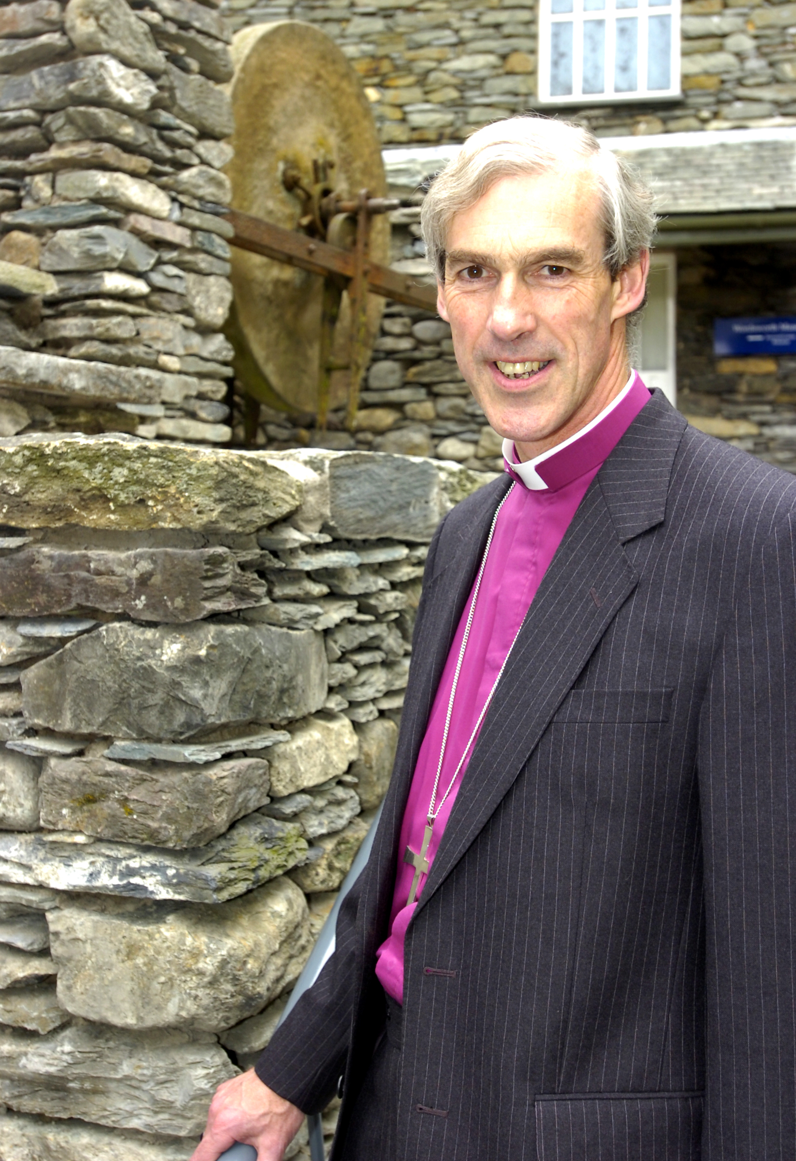 Bishop asked to step back from Royal British Legion role