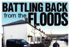Five Twitter friends spread the message that Cumbrian businesses are open and the floods have gone