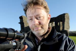 SKYWATCH: join popular astronomer Stuart Atkinson for this weekend's MoonWatch at the Brewery