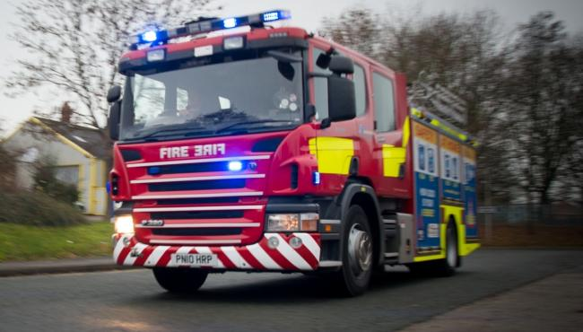 Man dies following Kendal house fire
